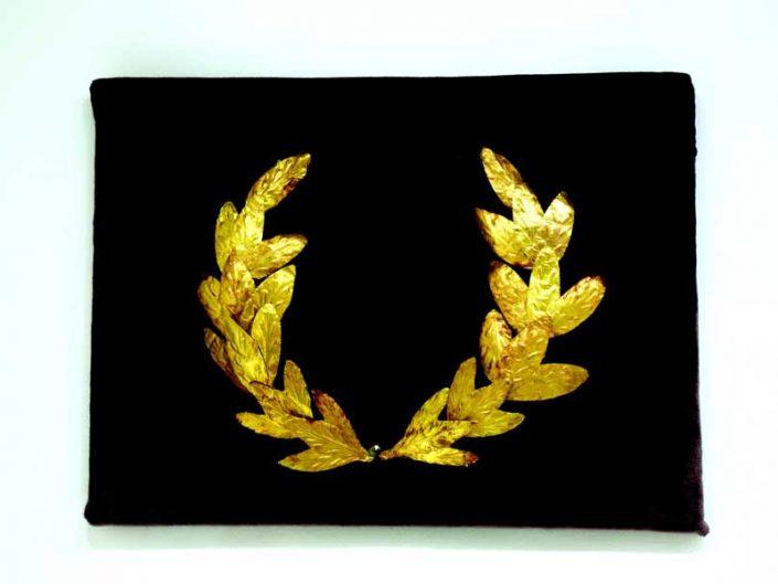Tekirdağ Arkeoloji ve Etnografya Müzesi antik altın takılar - Tekirdağ Archeology and Ethnography Museum ancient gold jewellery