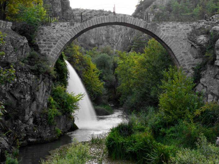 Uşak Clandras köprüsü - Clandras bridge
