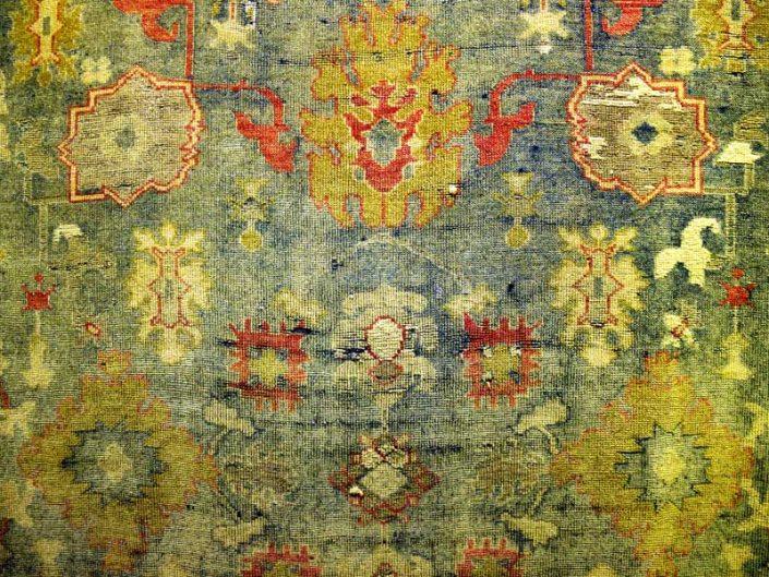 Uşak Halı Kilim Müzesi tarihi Uşak halısı - Uşak Carpet and Rugs Museum historical Uşak carpet