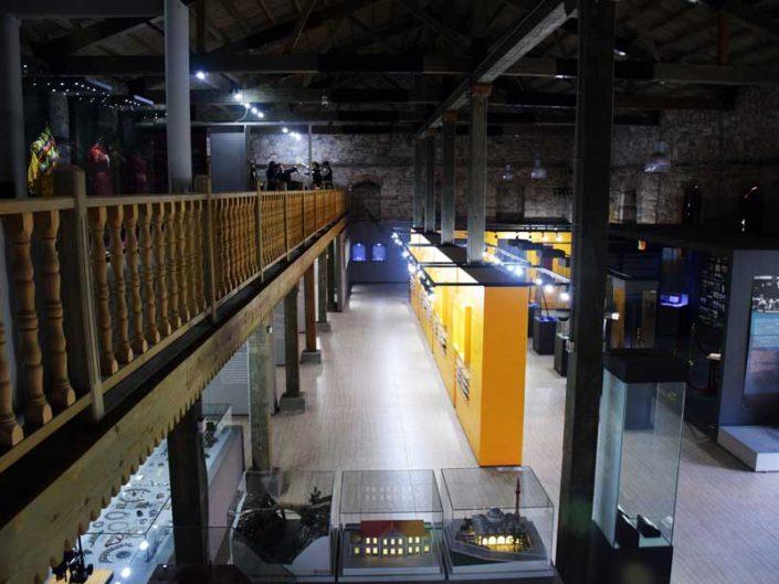 Uşak Kent Müzesi genel görünümü - Uşak City Museum general view