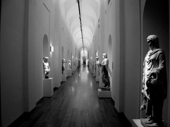 Torino Kraliyet Sarayı Savoy galerisi - Royal Palace of Turin Savoy gallery
