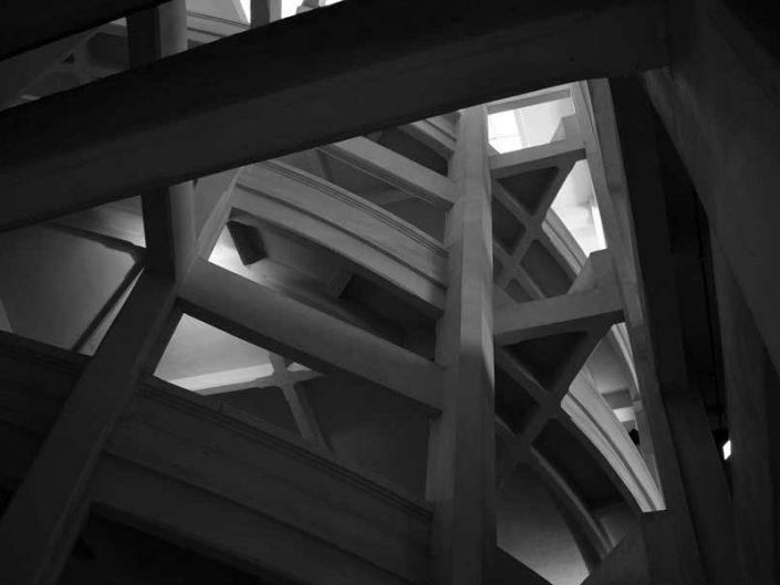 Torino Lingotto Fiat eski fabrikası mimari detayları - Fiat old factory architectural details