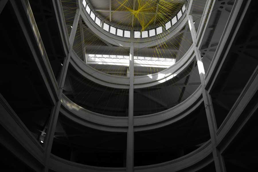 Torino Lingotto Fiat Fabrikası Fotoğrafları - Fiat Factory Images