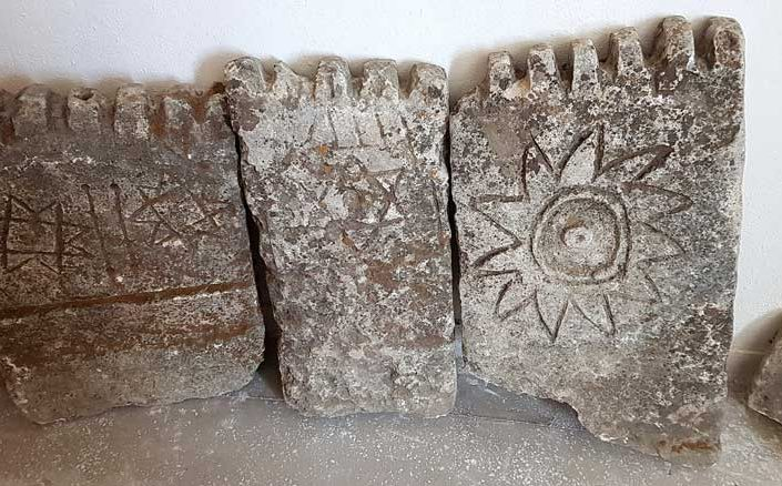 Arapgir Onar köyü tarihi mezar taşları - Arapgir Onar village historical tombstones