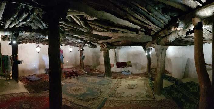 Malatya Onar Köyü tarihi Cemevi (yapım yılı 1224) - Malatya Onar Village Historic Cemevi (built in 1224)