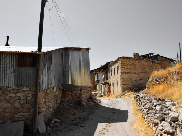 Malatya Onar köyü evleri - Onar Village historical houses