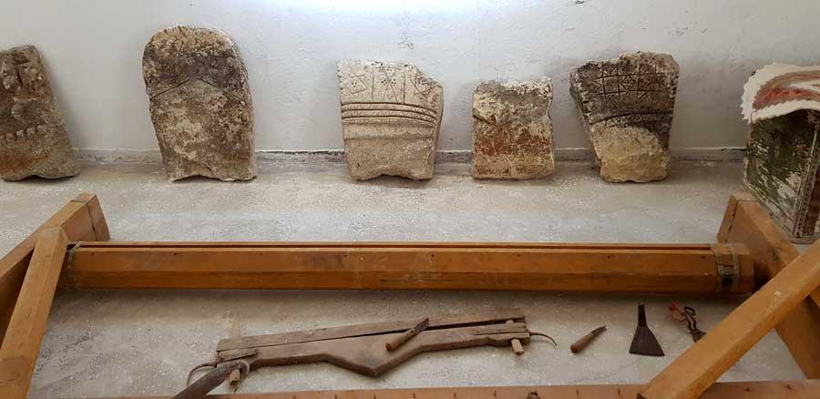 Malatya Onar köyü tarihi mezar taşları - Malatya Onar village historical tombstones