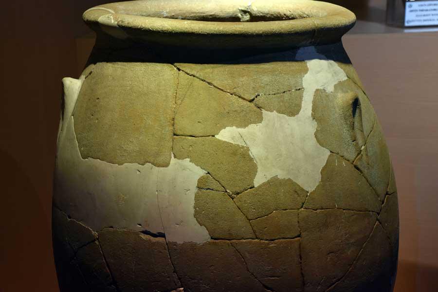 Demir Çağı buluntuları - Iron Age finds