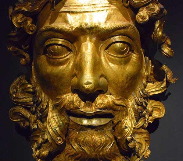 Milano Katedrali Müzesi Baba Tanrı büstü yapım yılı 1416-1425 - Museum of Milan Cathedral God the Father