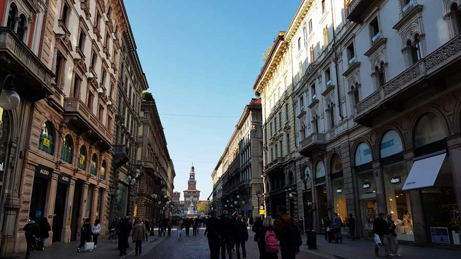Milano Fotoğrafları – Italy Milan Images