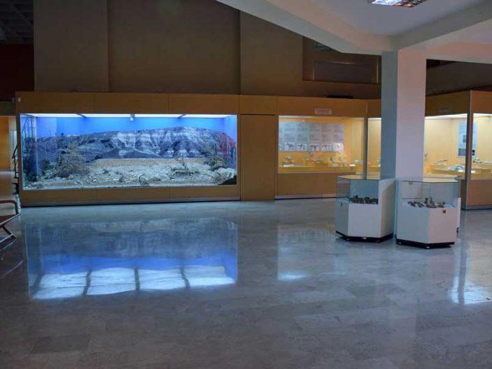 Sivas Arkeoloji Müzesi içi - Sivas Archaeology Museum interior