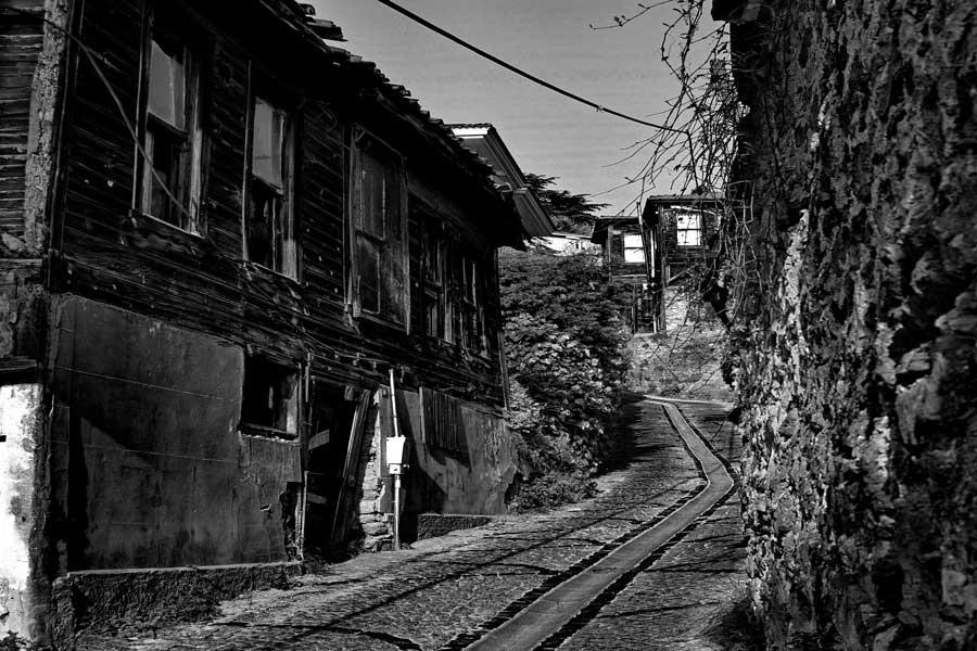 Anadoluhisarı tarihi evleri - Anadoluhisarı historical houses