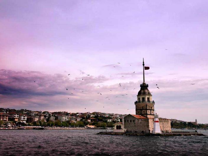 Kız Kulesi - Maiden's tower