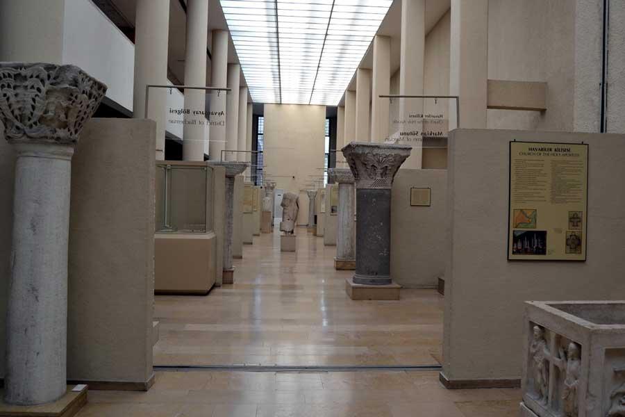 İstanbul Arkeoloji Müzesi fotoğrafları Yunan Roma dönemi salonu - Greek Roman Ages Hall, Turkey Istanbul Archaeological Museums