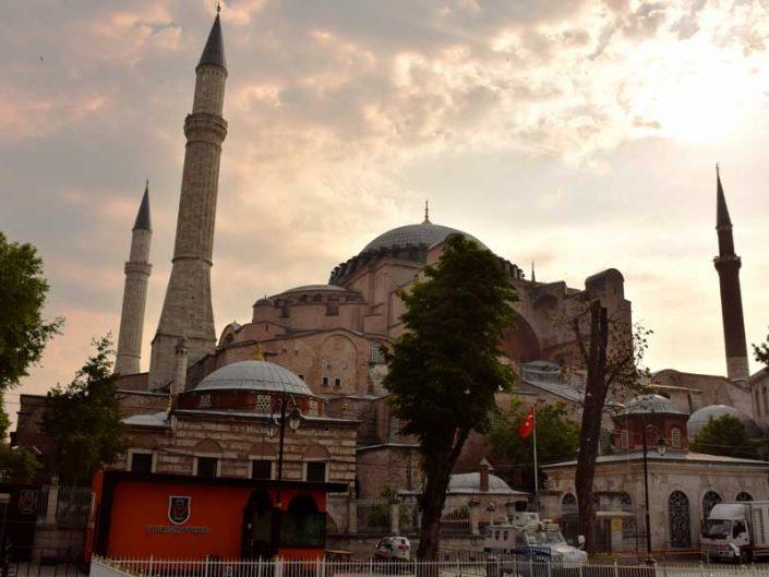 Ayasofya fotoğrafları - Istanbul Hagia Sophia photos