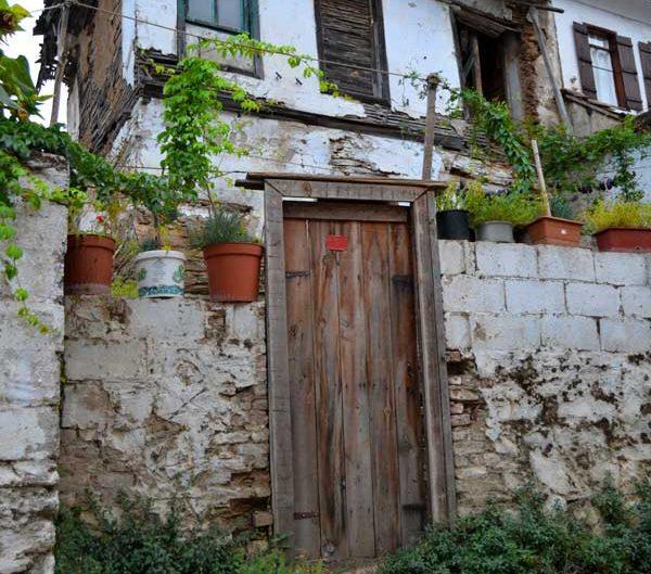 Selçuk Şirince köyü tarihi Rum evleri fotoğrafları - Historical house at Sirince village photos, Selcuk