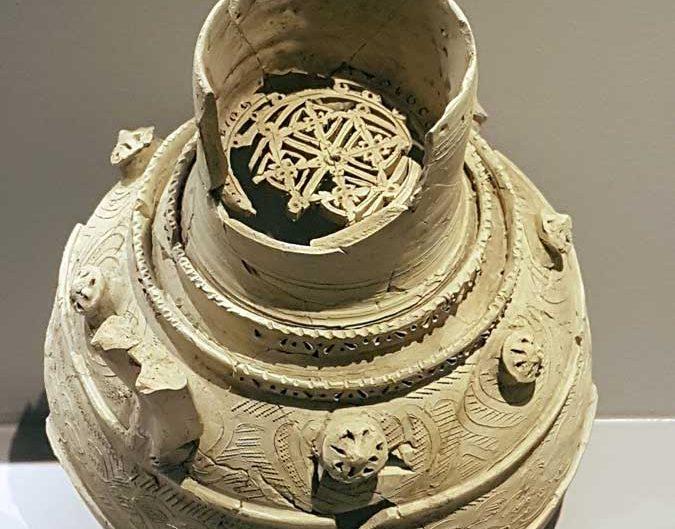 Anadolu Medeniyetleri müzesi Ulus Eski Çarşı kazıları buluntuları - Anatolian Civilizations Museum Ulus former city market wxcavation finds