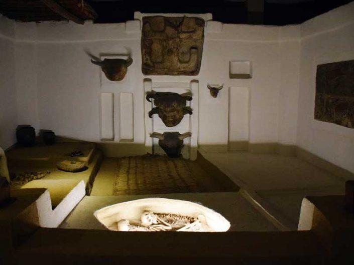 Anadolu Medeniyetleri Müzesi fotoğrafları İlk köyler - Early Villages, Anatolian Civilizations Museum