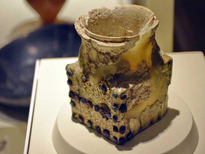 Anadolu Medeniyetleri Müzesi fotoğrafları Acemhöyük fildişi kutu M.Ö. 1900 - ivory box B.C. 1900, Anatolian Civilizations Museum