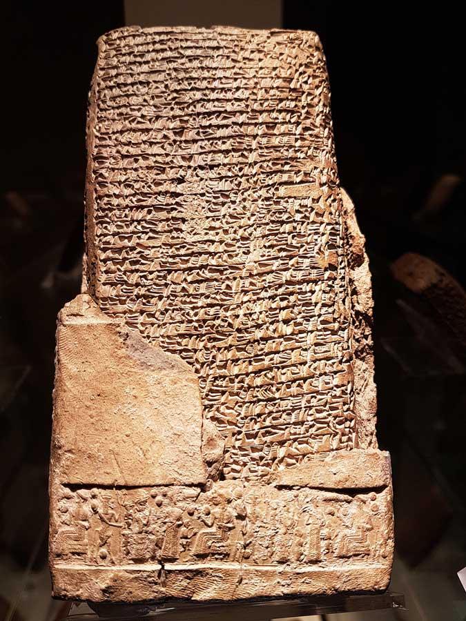 Anadolu Medeniyetleri müzesi fotoğrafları Asur çivi yazısı mahkeme kararı, Kültepe buluntuları - Anatolian Civilizations Museum Assyrian cuneiform verdict, Kultepe