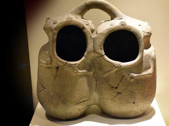 Anadolu Medeniyetleri müzesi fotoğrafları Asur ticaret kolonileri salonu, Asur kutusu - Assyrian box, Anatolian Civilizations Museum