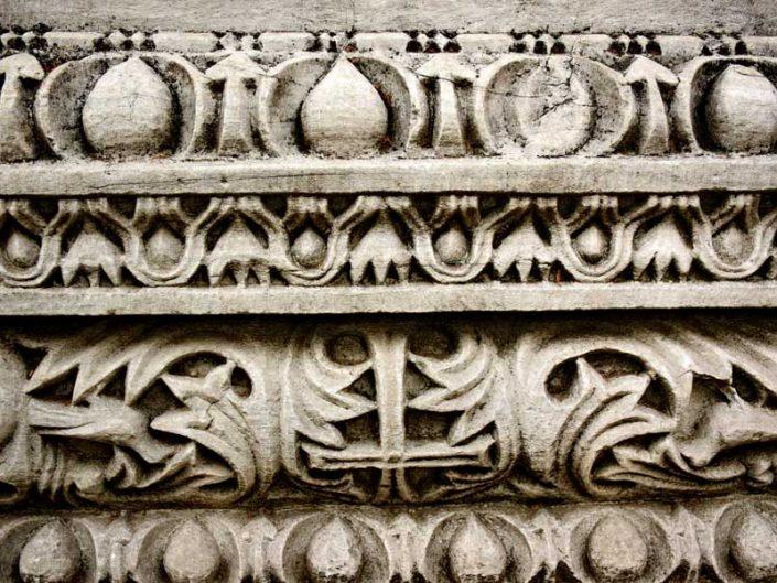 Ayasofya kazısında bulunanlar - Excavation finds in Hagia Sophia