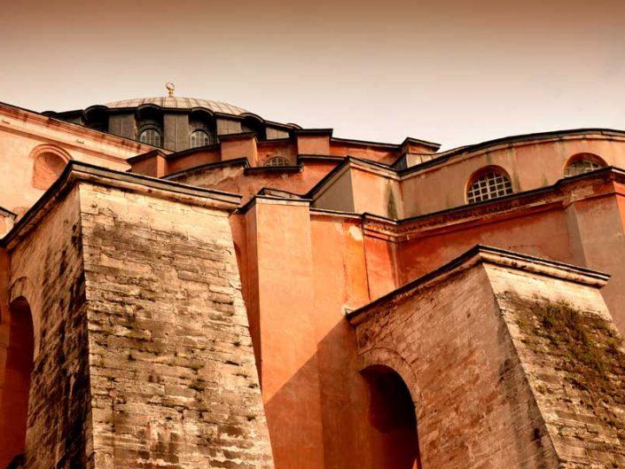 Ayasofya fotoğrafları - photos of Hagia Sophia