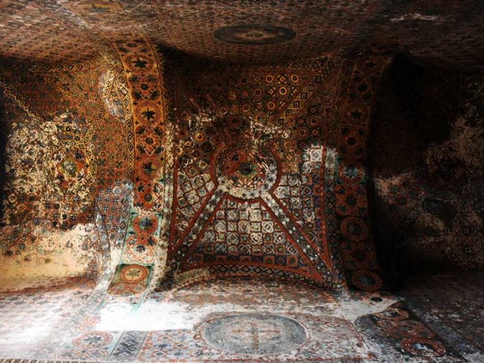 Ayasofya vestibül kapısı üzeri - On the Vestibule door, Hagia Sophia