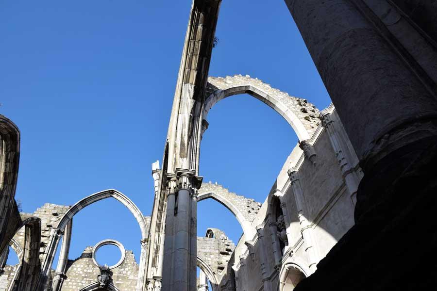 Carmo Manastırı Kilisesi fotoğrafları - Carmo Convent (Convento do Carmo) Lisbon