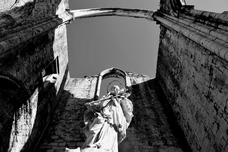 Carmo Rahibe Manastırı Fotoğrafları - Carmo Convent Images