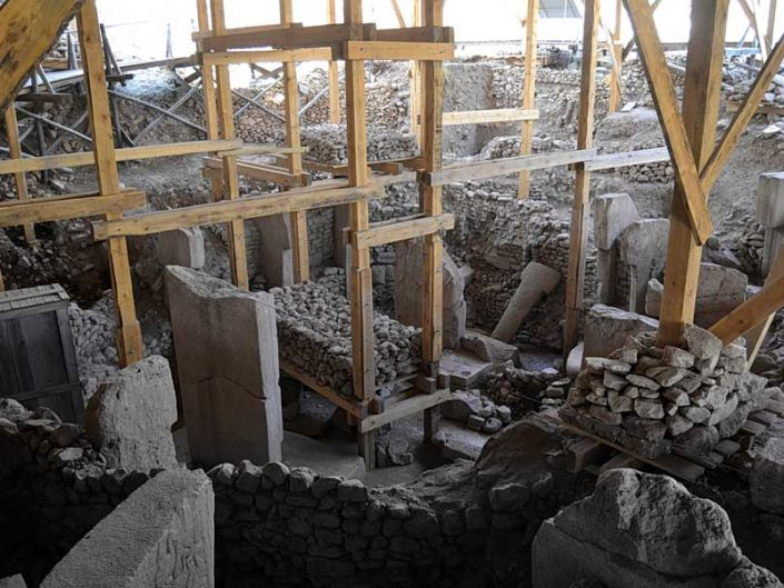 Göbeklitepe fotoğrafları - photos of Gobekli Tepe ancient area Southeastern Anatolia Turkey