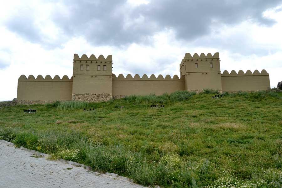 Hattuşa şehir surları rekonstrüksiyonu, Boğazköy Çorum - Hattusa city wall reconstruction, Bogazkoy Çorum Turkey