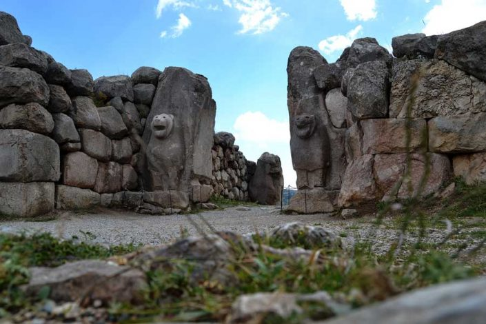 Hattuşaş Antik Kenti - Hattusha Ancient City