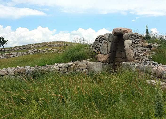 Hattuşa fotoğrafları yukarı kent harabeleri, Boğazköy Çorum - ruins of Hattusa upper city, Hattusa photos, Turkey