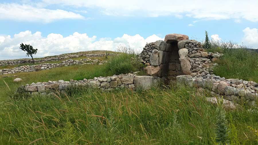 Hititler ve Hattuşaş Antik Kenti Anadolu Hitit Medeniyeti Başkenti