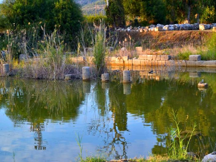 Letoon antik kenti fotoğrafları Muğla - the Mediterranean region Letoon ancient city photos