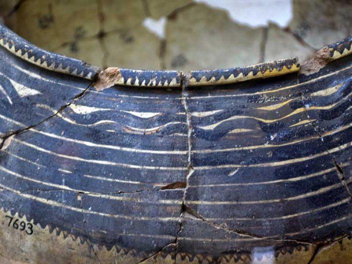 Malatya müzesi eserleri İmamoğlu köyü höyüğü buluntuları - Malatya museum Imamoglu village mound finds