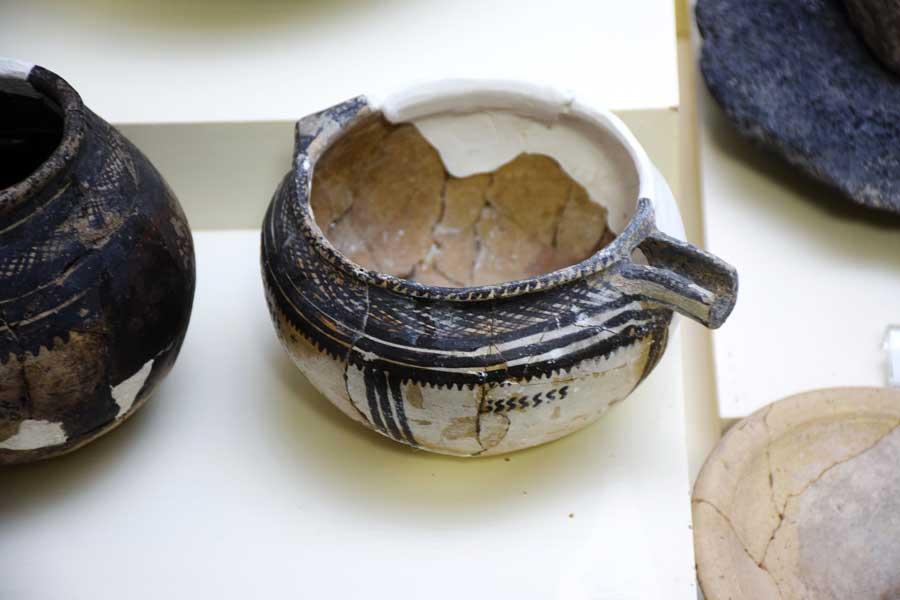 Malatya müzesi fotoğrafları İmamoğlu köyü höyüğü buluntuları - Malatya museum Imamoglu village mound finds