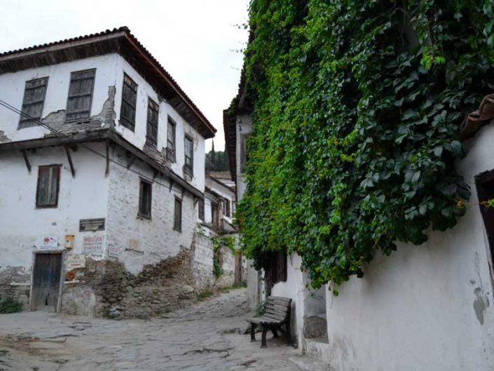Selçuk Şirince köyü sokakları gezilecek yerler, Şirince köyü fotoğrafları - Historical streets of Sirince village photos