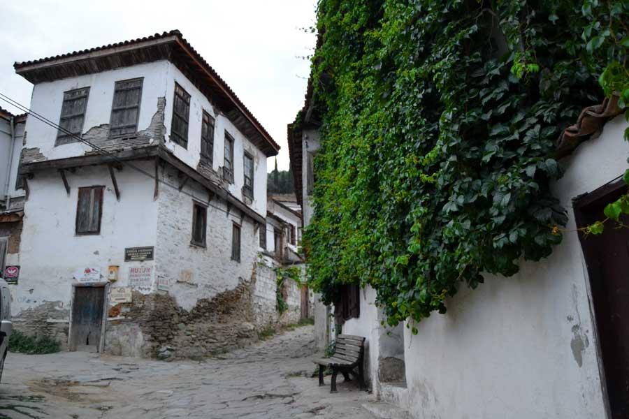 Şirince Fotoğrafları - İzmir Sirince Village Images