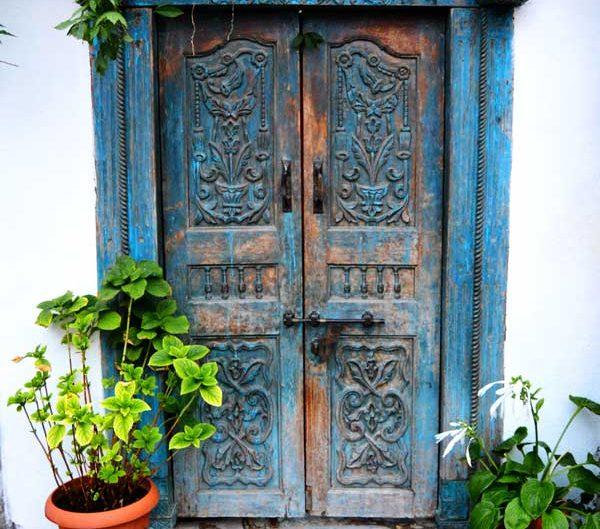 Selçuk Şirince köyü tarihi Rum evleri fotoğrafları - Historical house at Sirince village photos