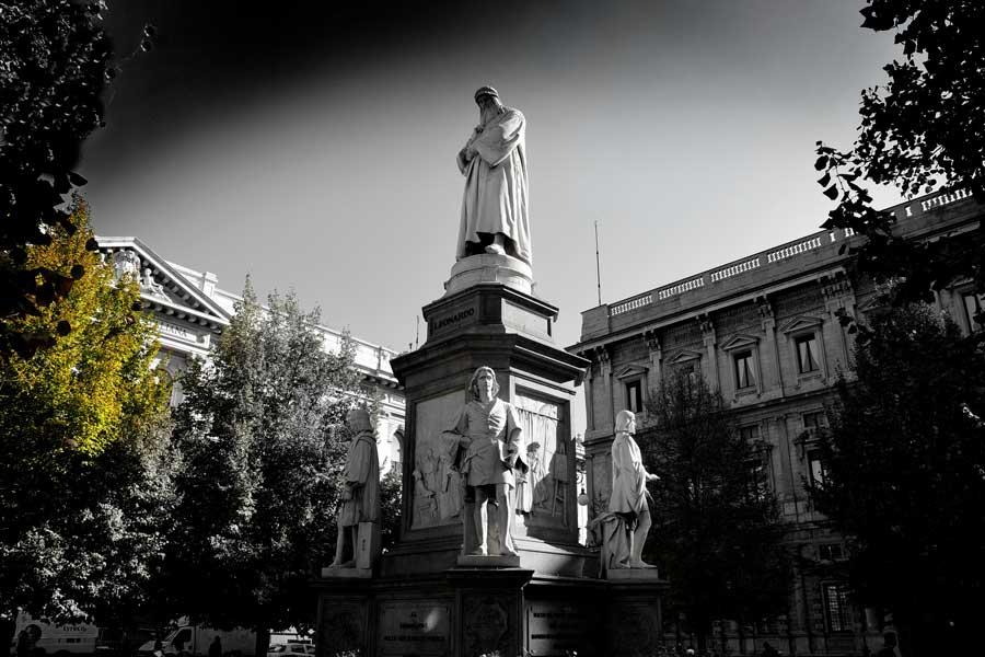 Milano Gezilecek Yerler, Tarihi Yapılar