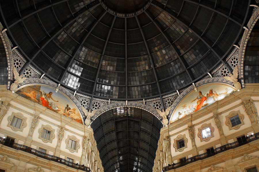 Galleria Vittorio Emanuele II Fotoğrafları