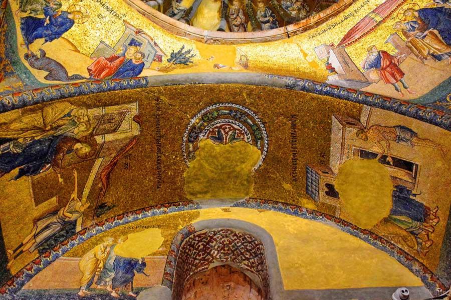 Kariye Müzesi veya Kariye Cami Tarihçesi ve Tarihi Dönemleri