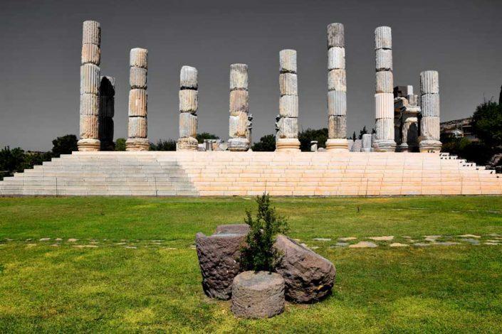 Apollon Smintheus (Smintheion) Tapınağı ve Kutsal Yeri