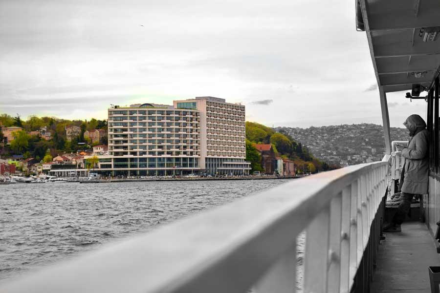 İstanbul Boğazı Tarabya Oteli - Bosphorus European Side Tarabya Hotel