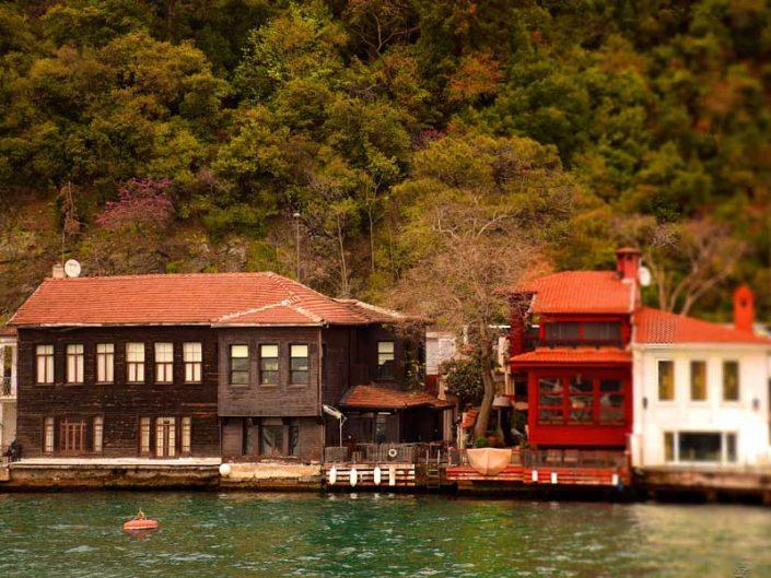 İstanbul Boğazı yalıları Kanlıca Ferruh Efendi Yalısı - Bosphorus Anatolian Side Kanlıca Ferruh Efendi Mansion