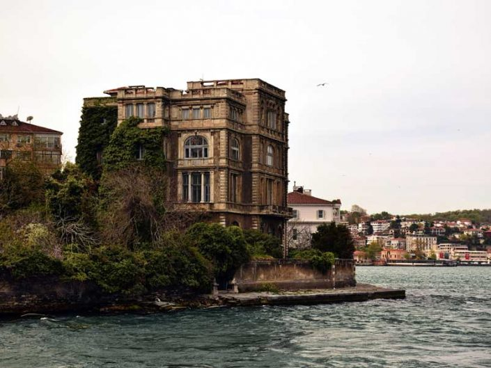 İstanbul Boğazı yalıları Rumelihisarı Tophane Müşiri Zeki Paşa Yalısı - Bosphorus European Side Rumelihisarı Tophane Marshal Zeki Paşa Mansion