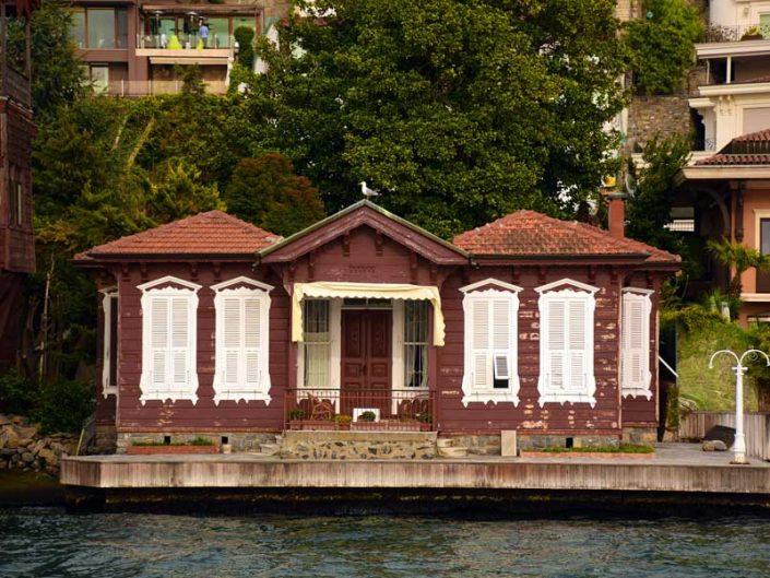 İstanbul Boğazı yalıları Vaniköy Fazıl Bey Yalısı - Bosphorus Anatolian Side Vaniköy Fazıl Bey Mansion