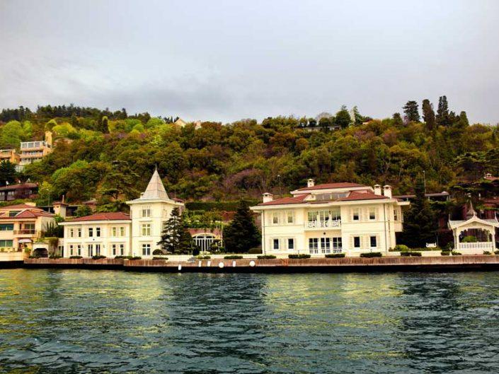 İstanbul Boğazı yalıları Vaniköy Mahmut Nedim Paşa Yalısı - Bosphorus Anatolian Side Vaniköy Mahmut Nedim Paşa Mansion